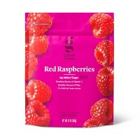 Frozen Red Raspberries - 12oz - Good & Gather™
