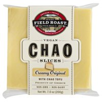 Vegetarian Original Chao Slices, 7 oz