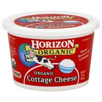 Horizon Organic Regular Small Curd Cultured Cottage Cheese