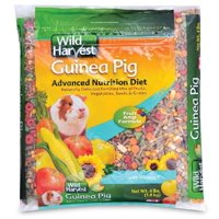 Wild Harvest Advanced Nutrition Diet Guinea Pig Food, 4 lbs.