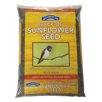Hill Country Fare Black Oil Sunflower Seeds for Birds