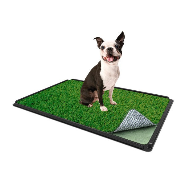Pooch Pads Indoor Turf Dog Potty Plus For Dogs Up To 20 Lbs. 24