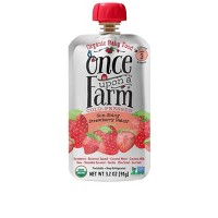 Once Upon a Farm Sun Shiny Patch (Stage 3 Baby Food, 9+ Months) - 3.2oz