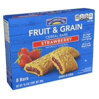Hill Country Fare Fruit & Grain Strawberry Cereal Bars