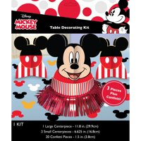 Mickey Mouse Table Decorations Kit