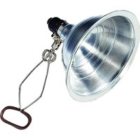 Bayco SL-300 8.5 Inch Clamp Light with Aluminum Reflector