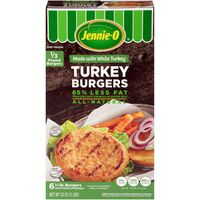 Jennie-O 1/3 lb. Turkey Burgers