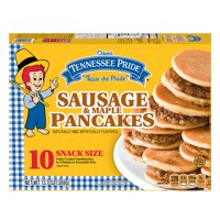 Odom's Tennessee Pride Sausage & Maple Pancakes, 10 Count
