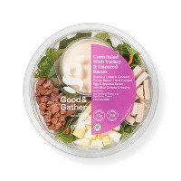 Cobb Salad with Turkey & Uncured Bacon Bowl - 6.25oz - Good & Gather™