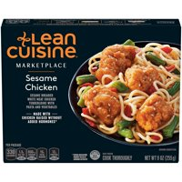 LEAN CUISINE MARKETPLACE Sesame Chicken 9 oz. Box