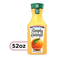 Simply Orange Medium Pulp Orange Juice With Calcium And Vitamin D