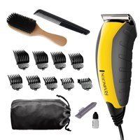 Remington Virtually Indestructible Haircut and Beard Trimmer, Yellow, HC5855A