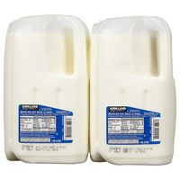 Kirkland Signature 2% Reduced Fat Milk 2 Pack 1 Gallon Each