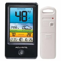 Acurite Wireless Color Forecaster with Temperature and Humidity (00503)