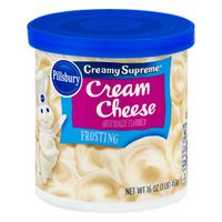 Pillsbury Frosting Cream Cheese