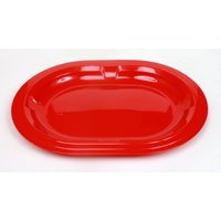 Mainstays Red Serve Tray
