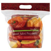 Signature Kitchens Peppers, Sweet Mini