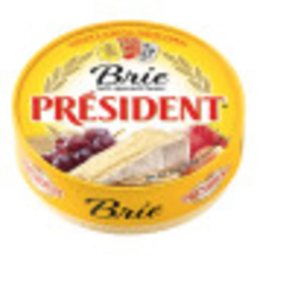 President Brie Soft Ripened Cheese