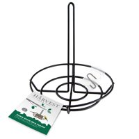 Harvest Seed & Supply Easy to Use Black Snack Stack Bird Feeder, Holds 4 Stackers