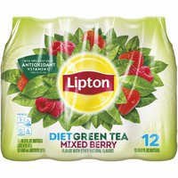 Lipton Diet Green Tea Mixed Berry