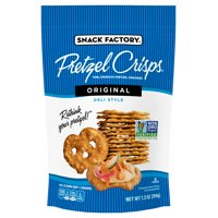 Snack Factory Original Pretzel Crisps, 7.2 Oz.