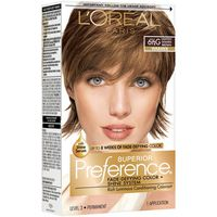 L'Oreal Paris Superior Preference Fade-Defying Color + Shine System 6.5G Lightest Golden Brown