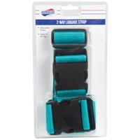 American Tourister 2 way Luggage Strap Blue