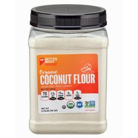 BetterBody Foods Flour, Organic, Coconut