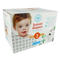 The Honest Company Diaper, 3 (16-28 Pounds), Skull, Space Travel
