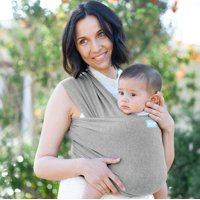 Moby Wrap Classic Gray