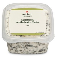 Spinach Artichoke Feta Dip - 12oz - Archer Farms™