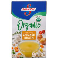 Swanson®  Organic Free-Range Chicken Broth