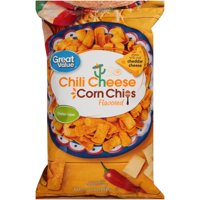 Great Value Chili Cheese Corn Chips, 10 Oz.
