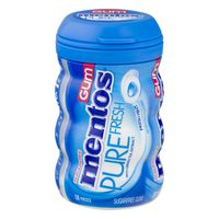Mentos Sugarfree Gum Pure Fresh Fresh Mint