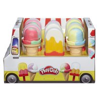 Play-Doh Ice Pops N Ice Cream Cones assortment - styles may vary