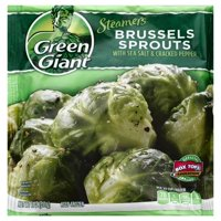 B & G Foods Green Giant Steamers Brussels Sprouts, 11 oz