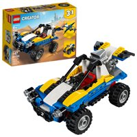 LEGO Creator3in1 Dune Buggy 31087 Airplane & Truck Toy Combo Building Set