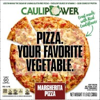 Caulipower Frozen Pizza Margherita - 11.6oz