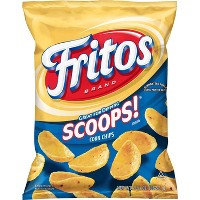 Fritos Scoops! Corn Chips - 9.25oz