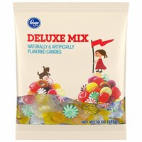 Kroger Deluxe Mix Naturally & Artificially Flavored Candies