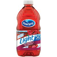 Ocean Spray Light Light Cranberry & Raspberry