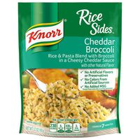 Knorr Rice Sides Cheddar Broccoli Mix