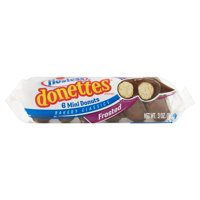 Hostess® Donettes Frosted Mini Donuts, 3.0 oz (6 Count)