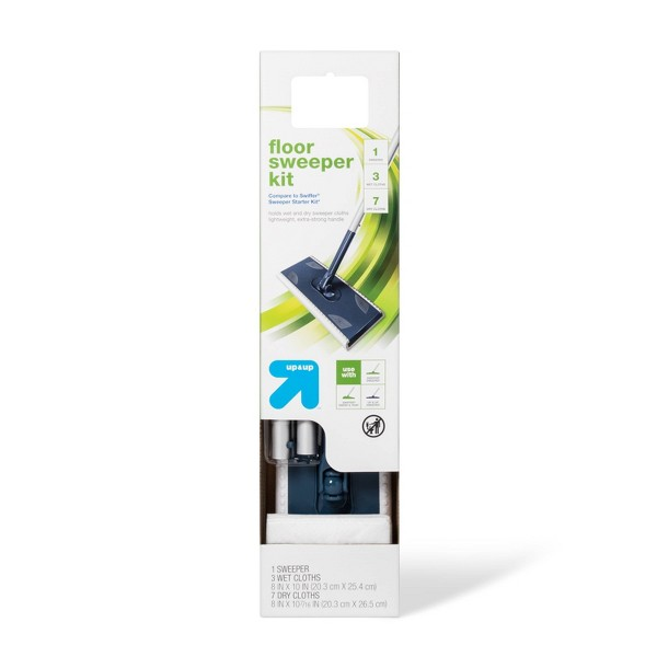 Floor Sweeper Kit - Up&Up™