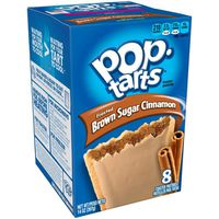 Kellogg's Pop-Tarts Breakfast Toaster Pastries Frosted Brown Sugar Cinnamon