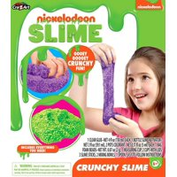 Nickelodeon Crunchy Slime Kit by Cra-Z-Art
