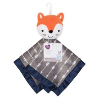 Parent's Choice Baby Security Blanket Buddy, Fox