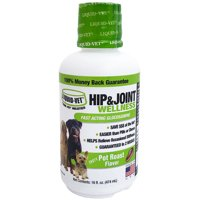 Liquid-Vet K9 Joint Wellness Fast-Acting Pot Roast Glucosamine