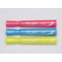 Pen + Gear Highlighters, 3 count