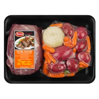 Tyson® Pork Roast Kit Boneless, 3.9 lb